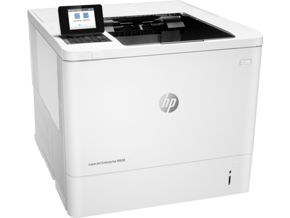 HP LaserJet Enterprise M608dn - Right