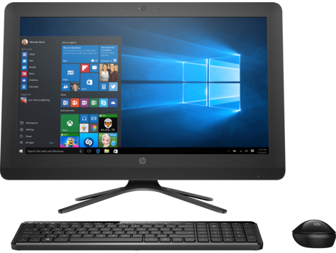 HP All-in-One - 20-c332ds