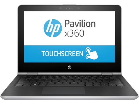 Ordinateur convertible HP Pavilion 11-ad000 x360