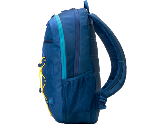 HP Active Backpack - Left profile closed
