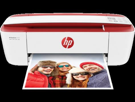HP DeskJet 3733 All-in-One Printer