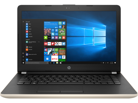 HP Laptop - 14t - Center