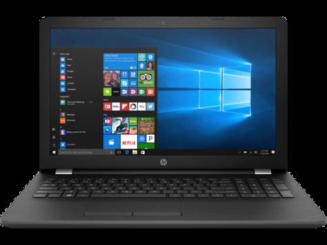 HP Notebook - 15-bs017ca