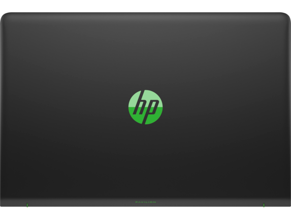HP Pavilion Power Laptop - 15t Quad w/ 2GB gfx touch optional - Rear