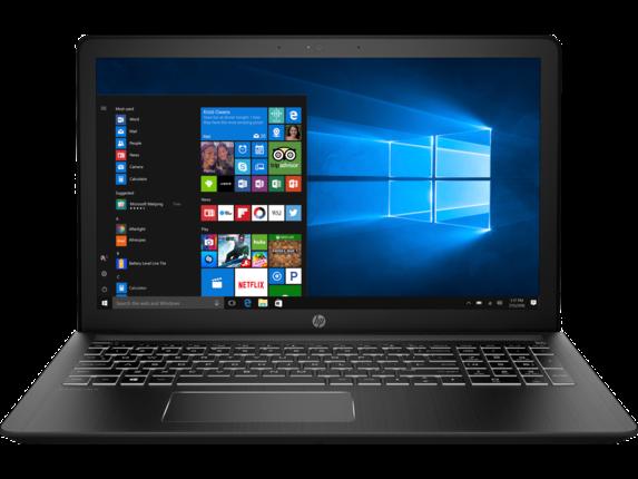 HP Pavilion Power Laptop - 15t Quad w/ 2GB gfx touch optional - Center