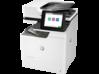 HP Color LaserJet Enterprise MFP M681dh - Left