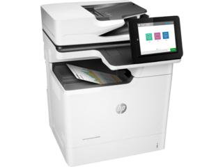 HP Color LaserJet Enterprise MFP M681dh