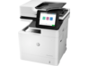 HP LaserJet Enterprise MFP M632h - Left