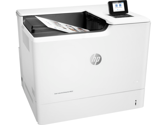 HP Color LaserJet Enterprise M652dn - Right