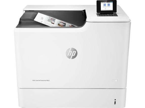 HP Color LaserJet Enterprise M652dn - Center