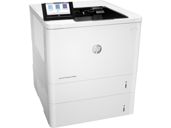 HP LaserJet Enterprise M608x - Right