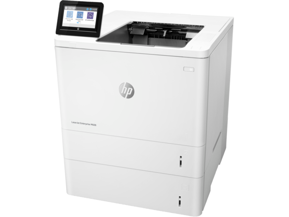HP LaserJet Enterprise M608x - Left