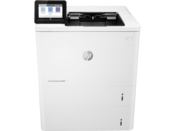 HP LaserJet Enterprise M608x - Center