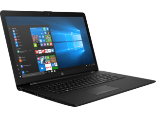 HP Notebook - 17-ak061nr