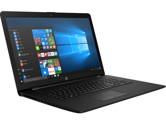 HP Notebook - 17-ak061nr - Right