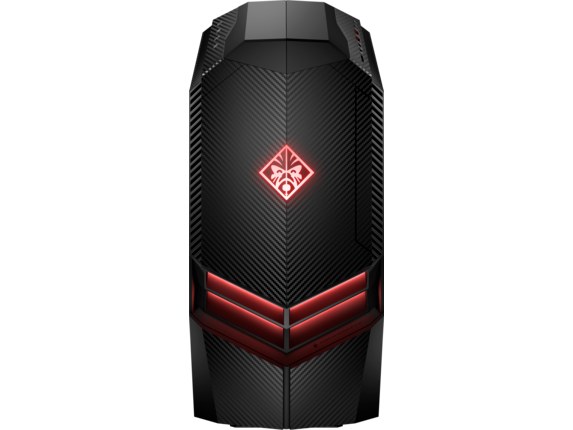 HP OMEN 880-010z AMD Hex Core RYZEN 5 1600 Gaming Desktop