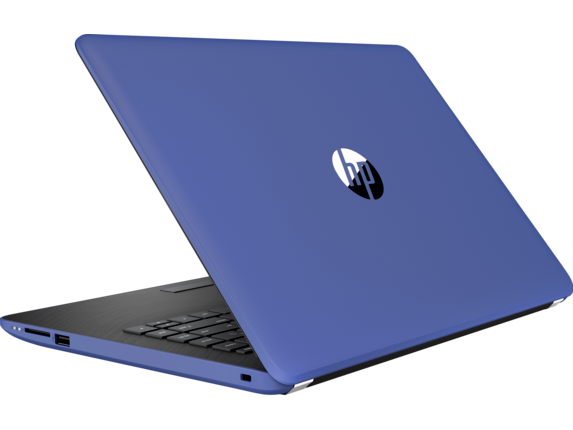 HP Laptop - 14t - Left rear