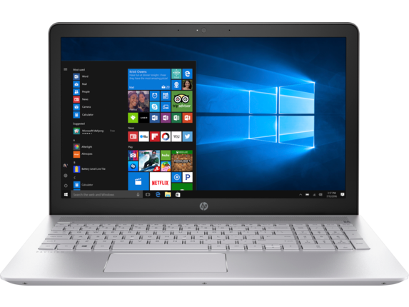 HP Pavilion - 15-cc555nr - Center