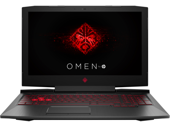 OMEN by HP - 15-ce199nr - Center