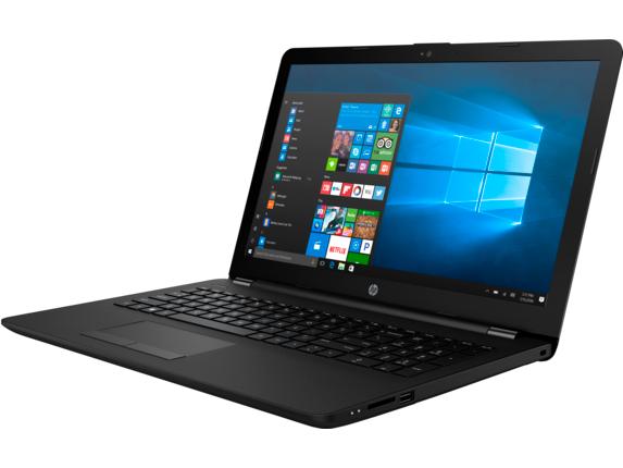 HP Notebook - 15-bs121nr - Left