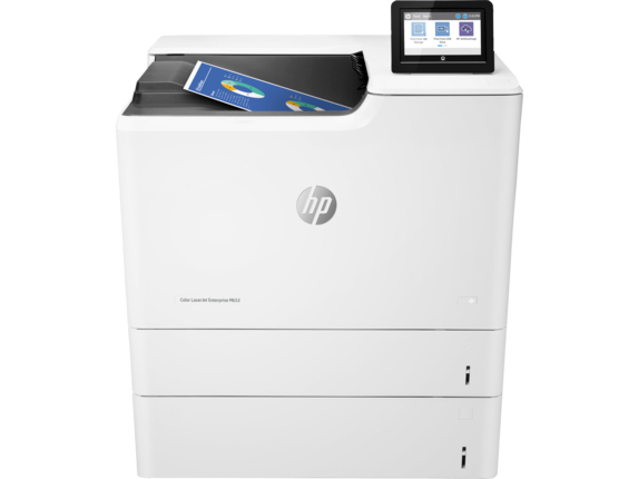 HP Color LaserJet Enterprise M653x - Center