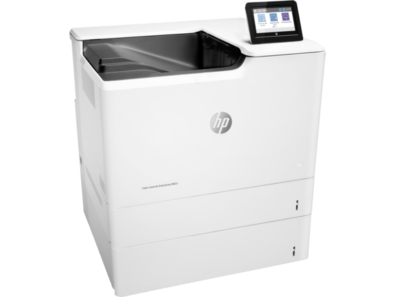 HP Color LaserJet Enterprise M653x - Right
