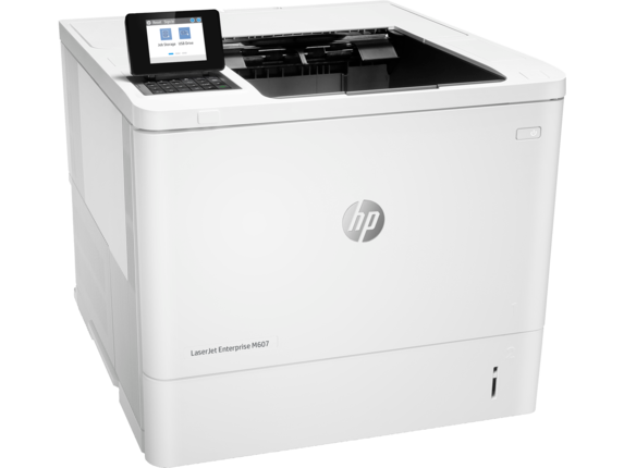 HP LaserJet Enterprise M607dn - Right