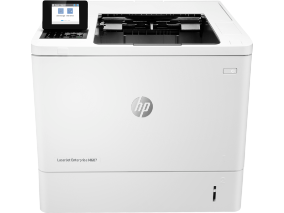 HP LaserJet Enterprise M607dn - Center