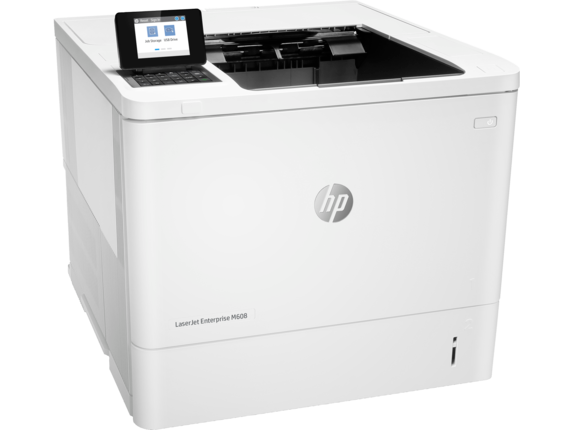 HP LaserJet Enterprise M608n - Right