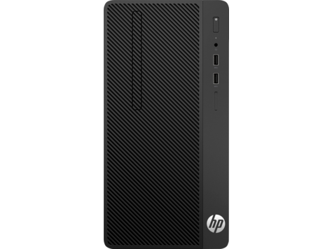 HP Compaq 86 Pro Microtower PC