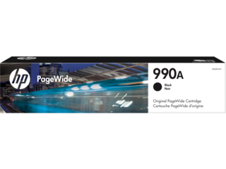HP 990A Black Original PageWide Cartridge - Img_Center_320_240