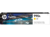 HP 990A Yellow Original PageWide Cartridge - Center