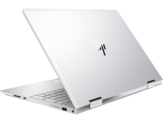 HP ENVY x360 Laptop - 15t - Left rear