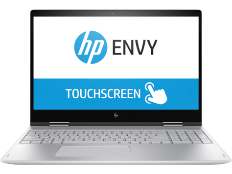 PC Convertible HP ENVY 15-bp100 x360