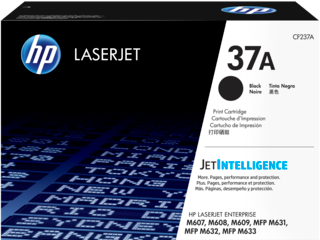 HP 37 Toner Cartridges
