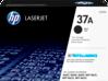HP 37A Black Original LaserJet Toner Cartridge, CF237A
