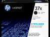 HP 37X High Yield Black Original LaserJet Toner Cartridge, CF237X