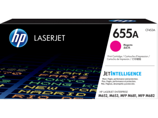 HP 655 Toner Cartridges