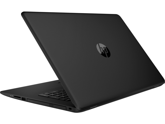HP Notebook - 17-ak064nr - Left rear