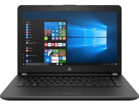 Notebook HP 14q-bu100