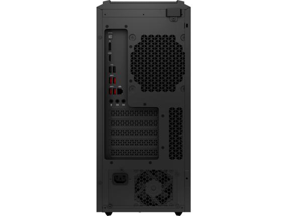 OMEN by HP Desktop PC - 880-125se - Rear