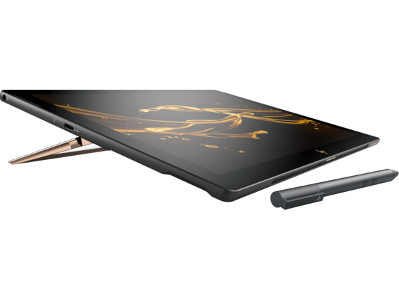 HP Spectre x2 Detachable Laptop - 12t - Top view closed