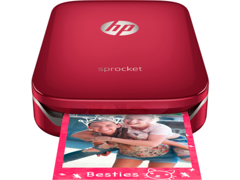 HP Sprocket-fotoskrivare