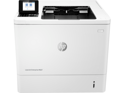 HP LaserJet Enterprise M607 series