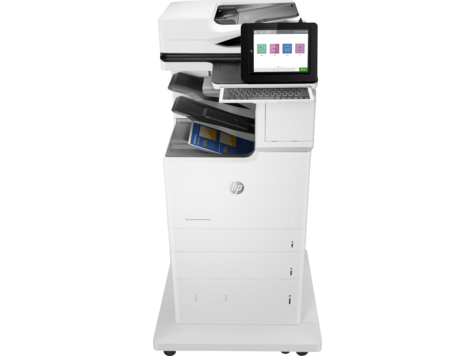Серия МФУ HP Color LaserJet Enterprise M682