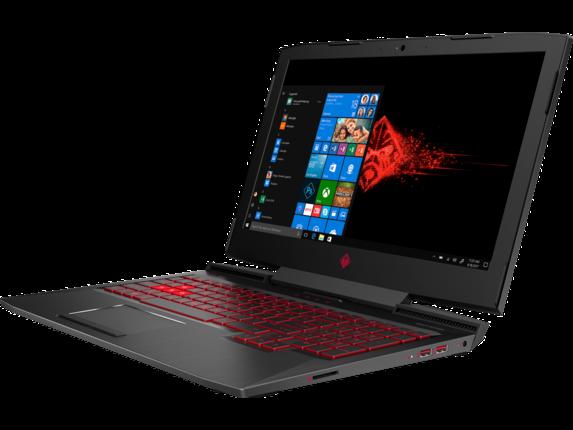 OMEN Laptop - 15t gaming - Left