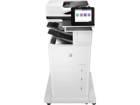 HP LaserJet Enterprise MFP M632 series