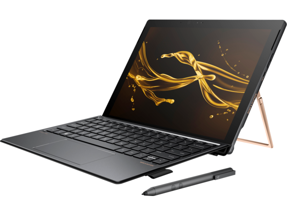 HP Spectre x2 Detachable Laptop - 12t - Left
