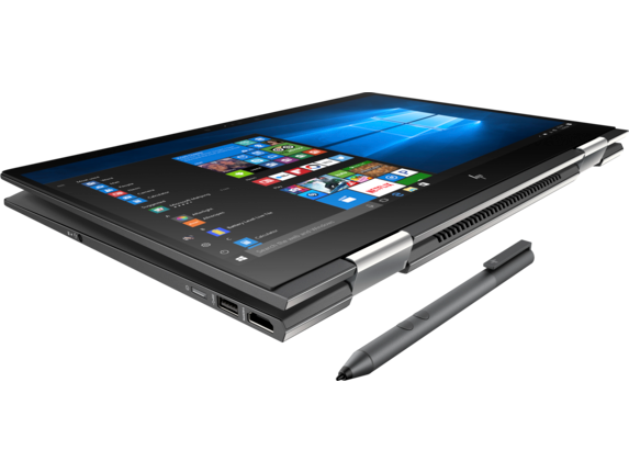 HP ENVY x360 Convertible Laptop - 15z touch - Top view closed
