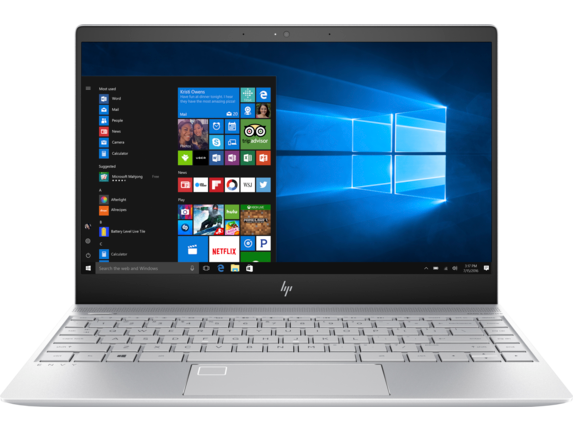 HP ENVY Laptop - 13t touch - Center